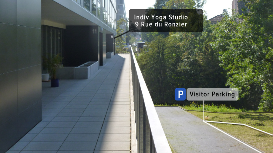 Directions to Indiv Yoga