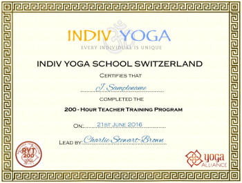 Indiv Yoga School