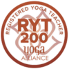RYT 200 hours Yoga Alliance Logo