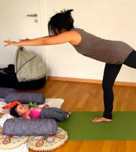 mummy baby yoga 2