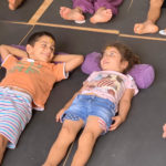 Cyprus Kids Training Savasana