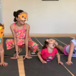 RCYT Kids Yoga teacher training Animal Masks