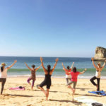 Morning Beach Yoga RYT 200 Portugal