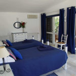 Portugal RYT 200 Course Outdoor Twin Bedroom