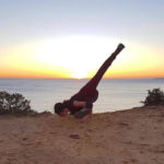 Arm Balance Sunset RYT 200 Portugal