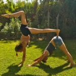 Partner Yoga RYT 200 Portugal Garden