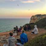 Cliff Meditation Portugal RYT 200